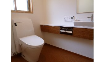 間取りの失敗③ トイレの数と位置