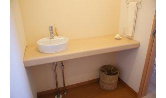 2階リビングの場合は1階に手洗いを設置すべき