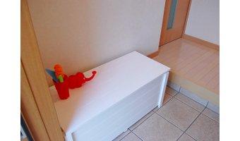 おもちゃ専用ボックスを用意する