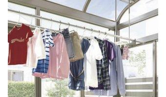 間取りの失敗⑧ 洗濯物を運ぶ動線と干す場所