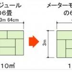 尺モジュールとメーターモジュールの違い|メリット・デメリットを把握しよう
