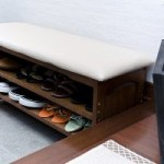 玄関にベンチを置くと収納が増えておしゃれに!おすすめ商品4選