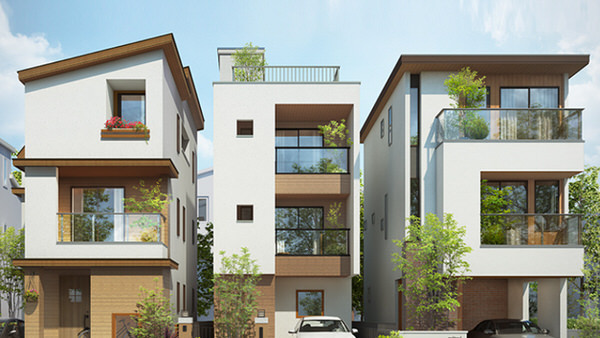 三階建ての家|把握すべきメリット・デメリット13選