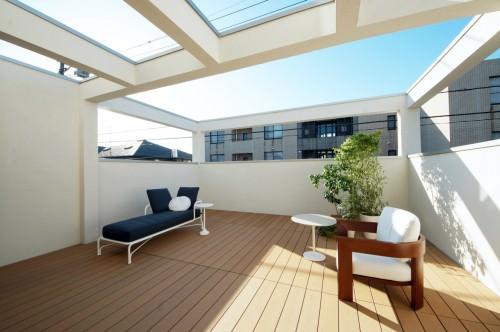 屋上庭園のある家|メリット・デメリット11選